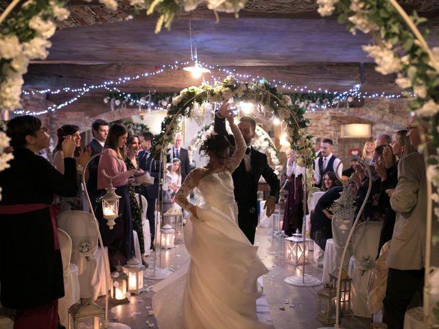 Il matrimonio di Paolo e Alessandra a Cavour, Torino 17