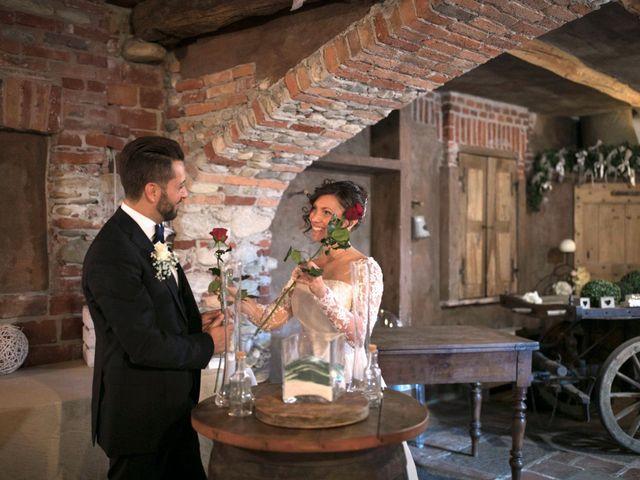 Il matrimonio di Paolo e Alessandra a Cavour, Torino 19