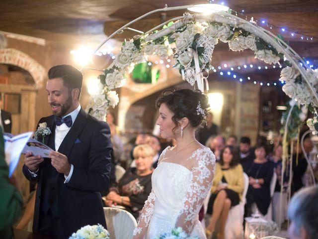 Il matrimonio di Paolo e Alessandra a Cavour, Torino 20