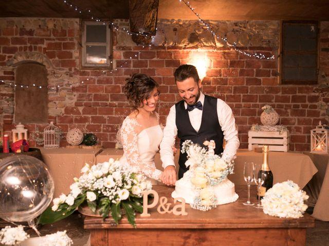Il matrimonio di Paolo e Alessandra a Cavour, Torino 21