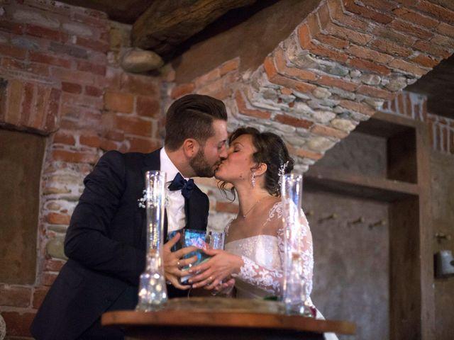 Il matrimonio di Paolo e Alessandra a Cavour, Torino 25