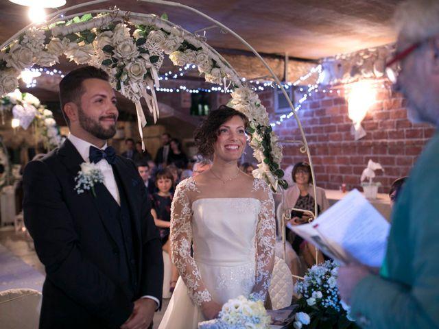 Il matrimonio di Paolo e Alessandra a Cavour, Torino 28