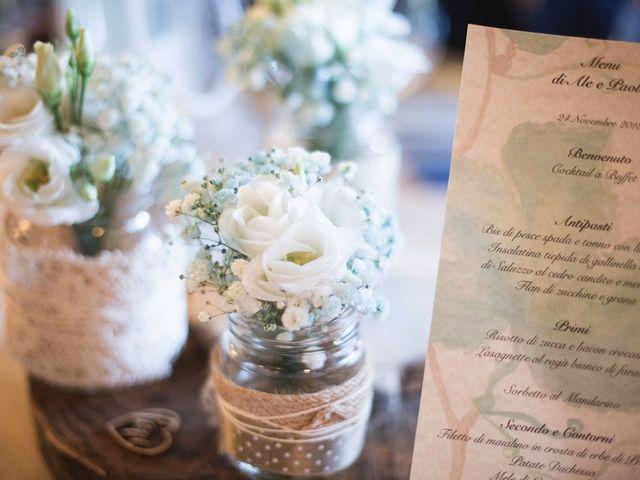 Il matrimonio di Paolo e Alessandra a Cavour, Torino 30