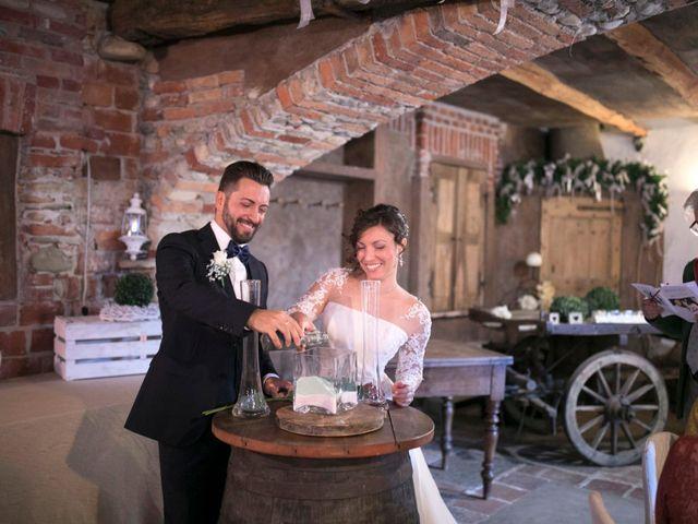 Il matrimonio di Paolo e Alessandra a Cavour, Torino 33