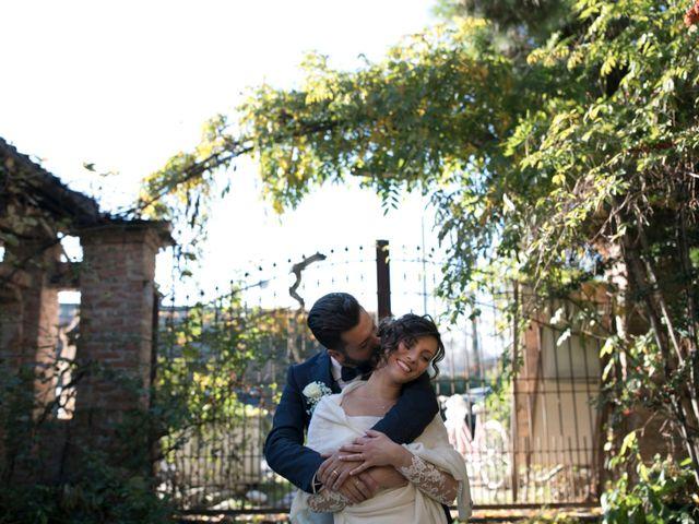 Il matrimonio di Paolo e Alessandra a Cavour, Torino 35