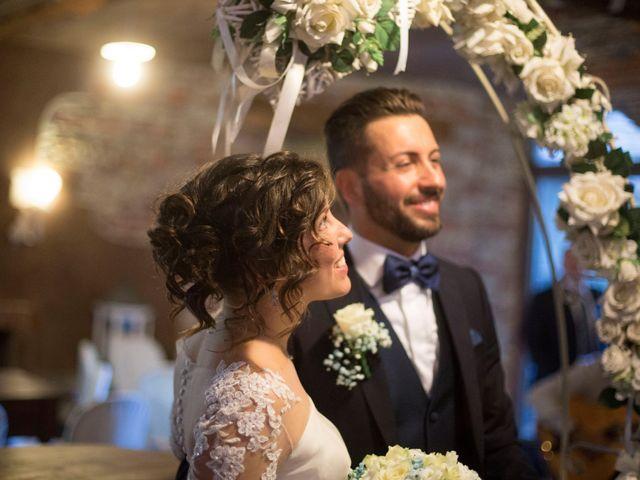 Il matrimonio di Paolo e Alessandra a Cavour, Torino 43
