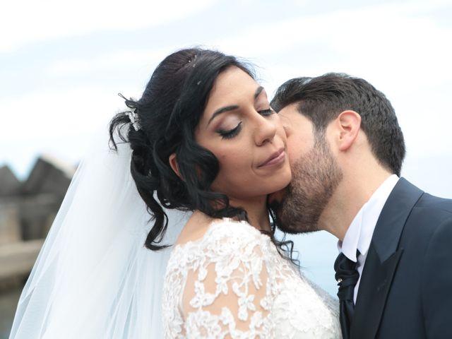 Il matrimonio di Giuseppe e Silvia a Catania, Catania 1