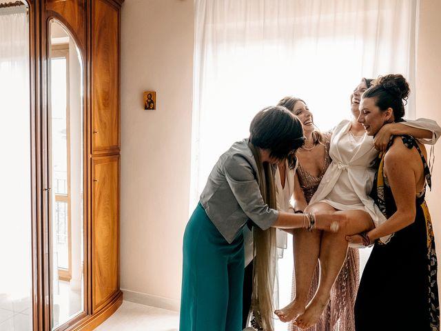 Il matrimonio di Francesco e Antonella a Bompietro, Palermo 7