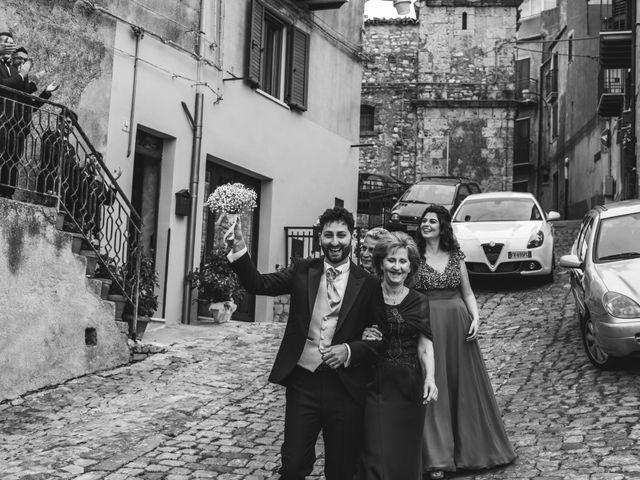 Il matrimonio di Francesco e Antonella a Bompietro, Palermo 11