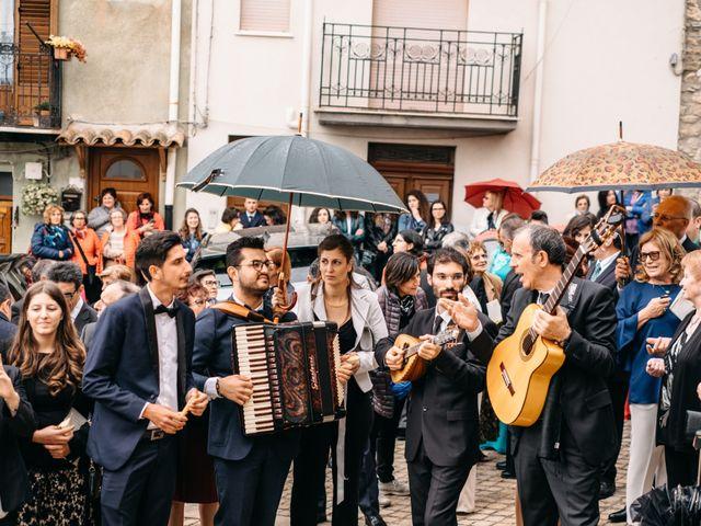 Il matrimonio di Francesco e Antonella a Bompietro, Palermo 16
