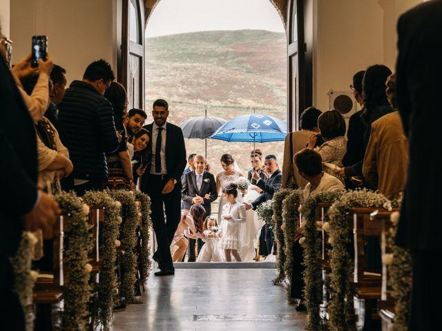 Il matrimonio di Francesco e Antonella a Bompietro, Palermo 17