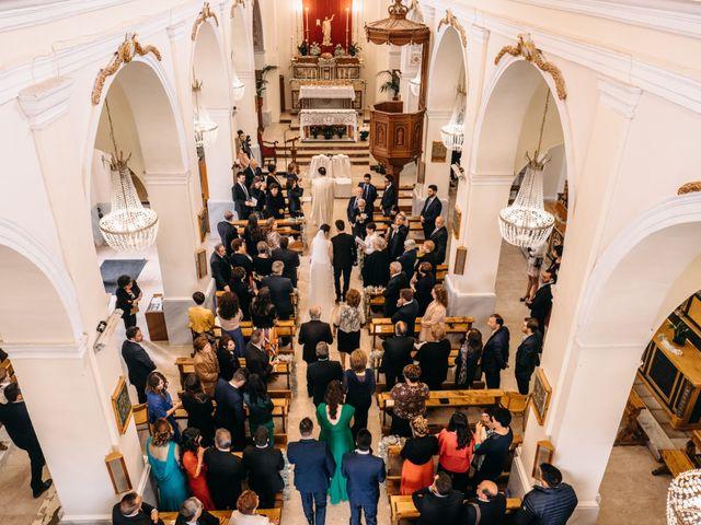 Il matrimonio di Francesco e Antonella a Bompietro, Palermo 19