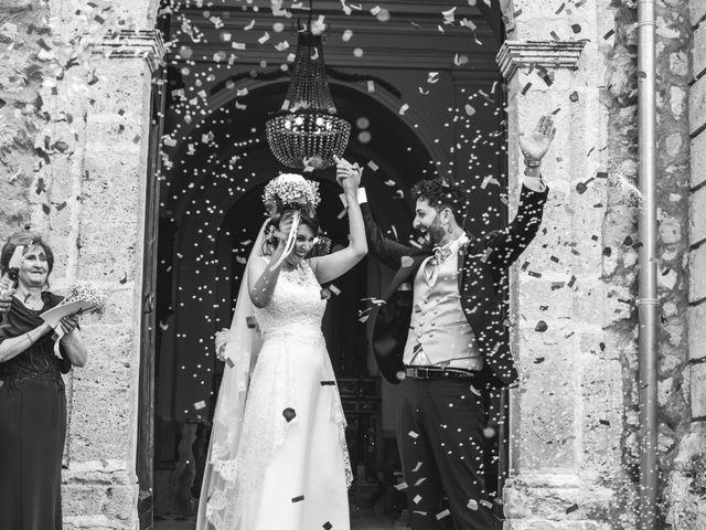 Il matrimonio di Francesco e Antonella a Bompietro, Palermo 20