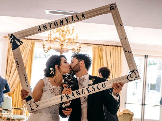Il matrimonio di Francesco e Antonella a Bompietro, Palermo 26