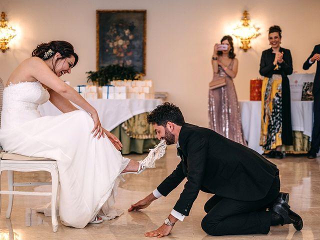 Il matrimonio di Francesco e Antonella a Bompietro, Palermo 28