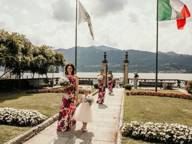 Il matrimonio di James e Valentina a Orta San Giulio, Novara 3