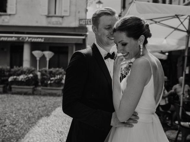 Il matrimonio di James e Valentina a Orta San Giulio, Novara 8