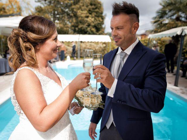 Le nozze di Giorgio e Serena