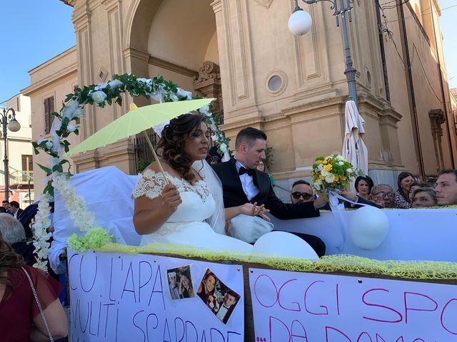 Il matrimonio di Antonino e Marzia a Paceco, Trapani 3
