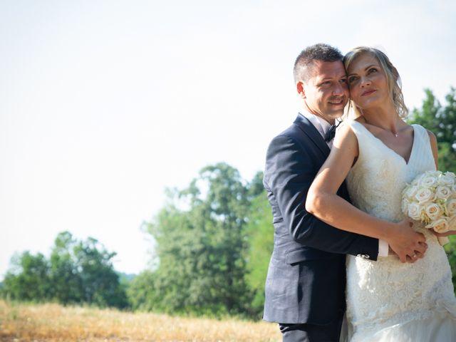 Le nozze di Olha e Manuel