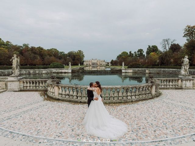 Il matrimonio di Fabio e Silvia  a Fiesso d'Artico, Venezia 4