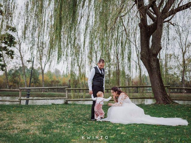 Il matrimonio di Fabio e Silvia  a Fiesso d'Artico, Venezia 5