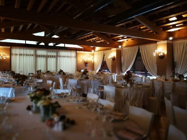 Il matrimonio di Fabio e Silvia  a Fiesso d'Artico, Venezia 7