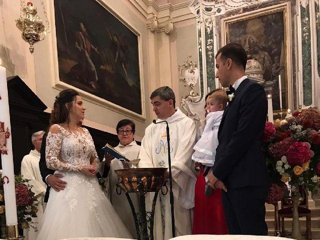 Il matrimonio di Fabio e Silvia  a Fiesso d'Artico, Venezia 9