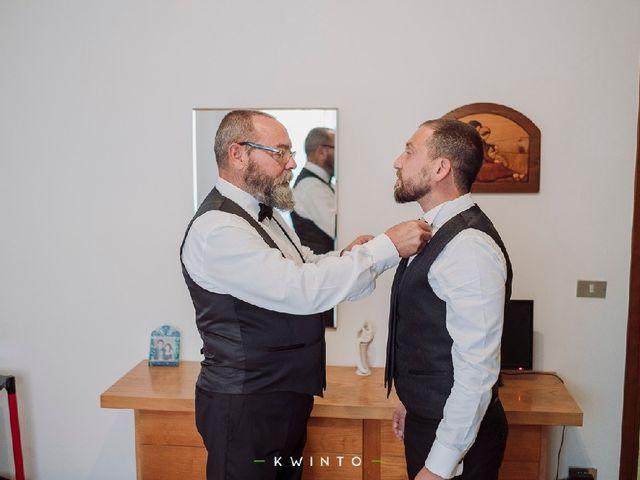 Il matrimonio di Fabio e Silvia  a Fiesso d'Artico, Venezia 16