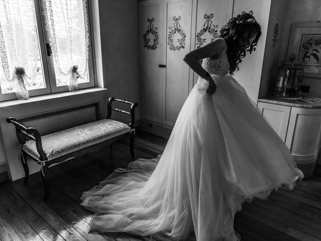 Il matrimonio di Simone e Barbara a Montichiari, Brescia 10