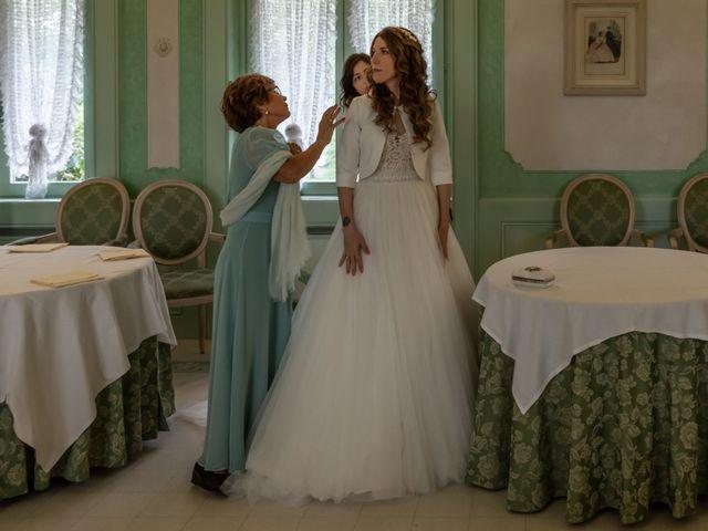 Il matrimonio di Simone e Barbara a Montichiari, Brescia 12