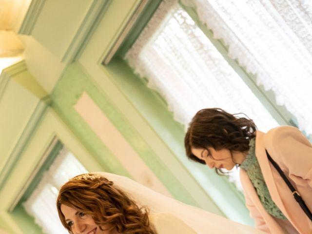 Il matrimonio di Simone e Barbara a Montichiari, Brescia 13