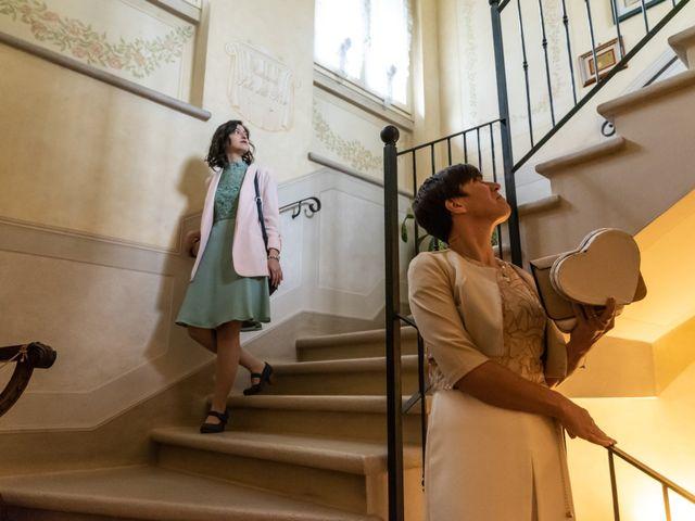 Il matrimonio di Simone e Barbara a Montichiari, Brescia 14