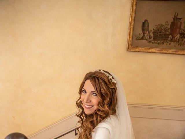 Il matrimonio di Simone e Barbara a Montichiari, Brescia 16