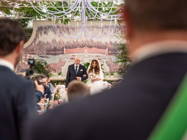 Il matrimonio di Simone e Barbara a Montichiari, Brescia 17