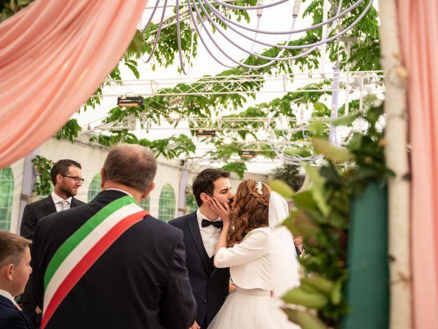 Il matrimonio di Simone e Barbara a Montichiari, Brescia 19