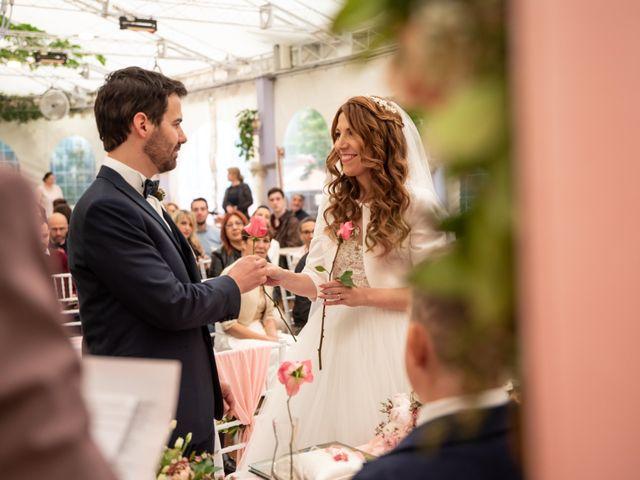 Il matrimonio di Simone e Barbara a Montichiari, Brescia 22