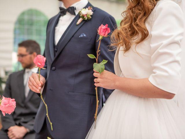 Il matrimonio di Simone e Barbara a Montichiari, Brescia 23
