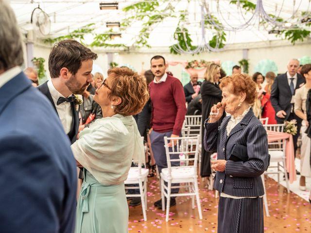 Il matrimonio di Simone e Barbara a Montichiari, Brescia 25