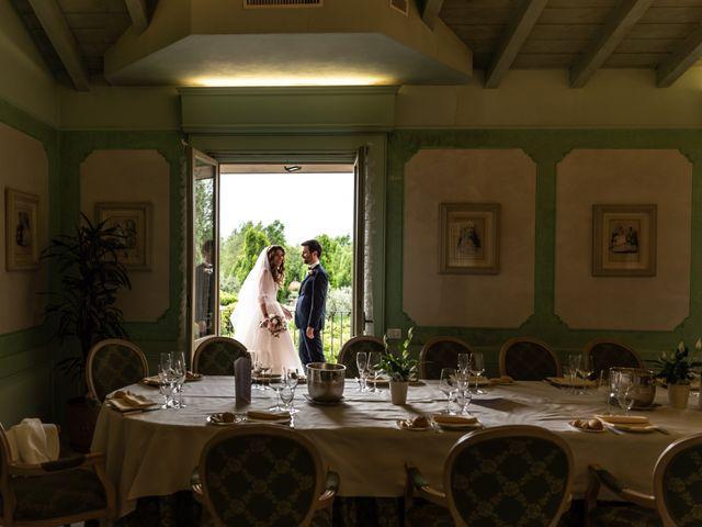 Il matrimonio di Simone e Barbara a Montichiari, Brescia 27