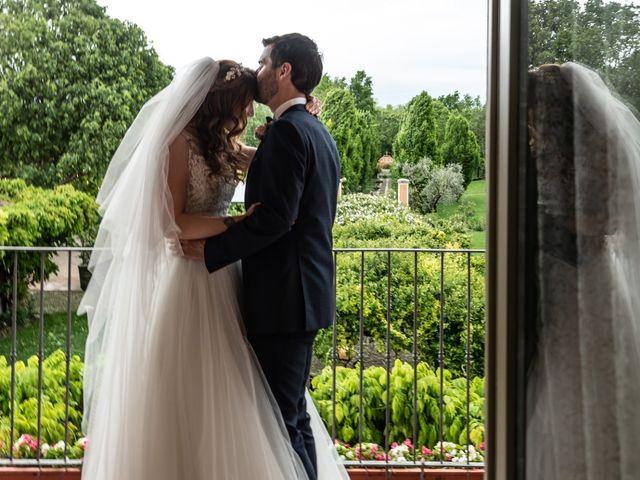 Il matrimonio di Simone e Barbara a Montichiari, Brescia 29
