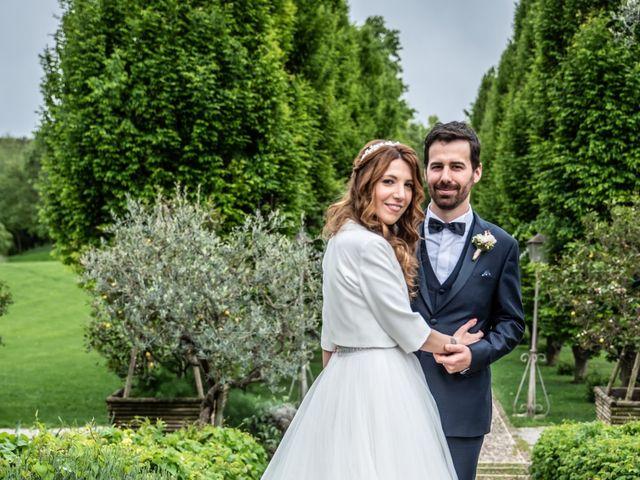 Il matrimonio di Simone e Barbara a Montichiari, Brescia 32