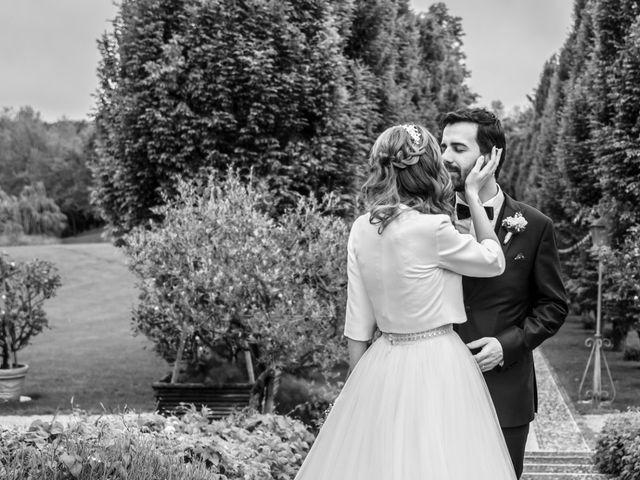 Il matrimonio di Simone e Barbara a Montichiari, Brescia 33
