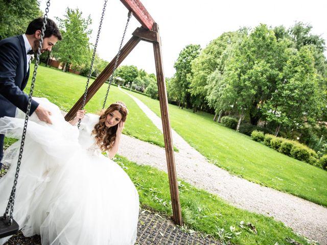 Il matrimonio di Simone e Barbara a Montichiari, Brescia 36
