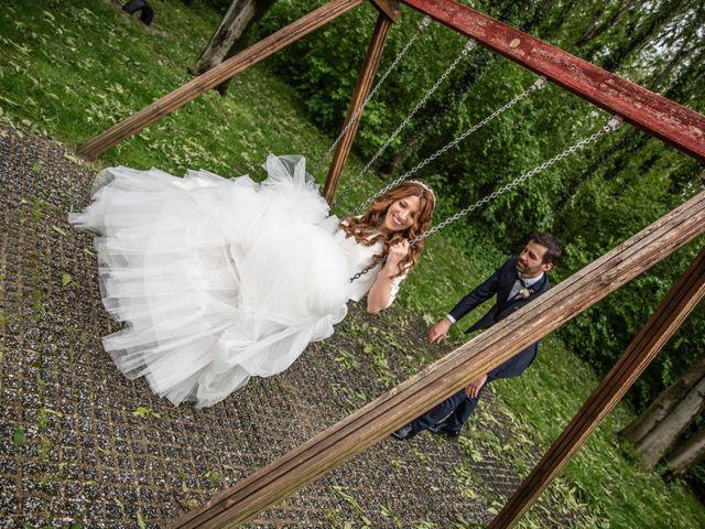 Il matrimonio di Simone e Barbara a Montichiari, Brescia 38