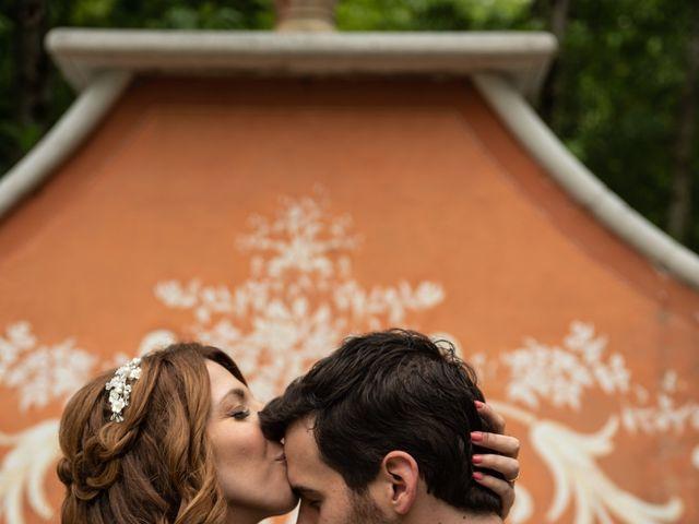 Il matrimonio di Simone e Barbara a Montichiari, Brescia 40