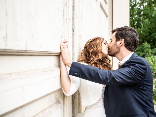 Il matrimonio di Simone e Barbara a Montichiari, Brescia 41