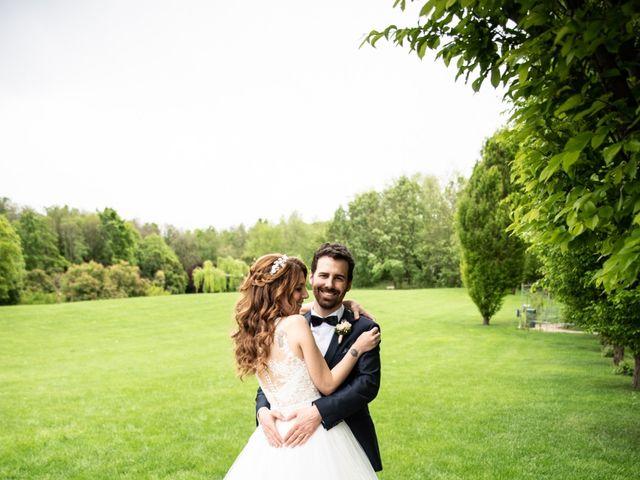 Il matrimonio di Simone e Barbara a Montichiari, Brescia 44