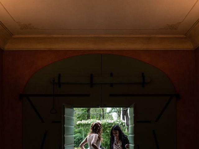 Il matrimonio di Simone e Barbara a Montichiari, Brescia 46