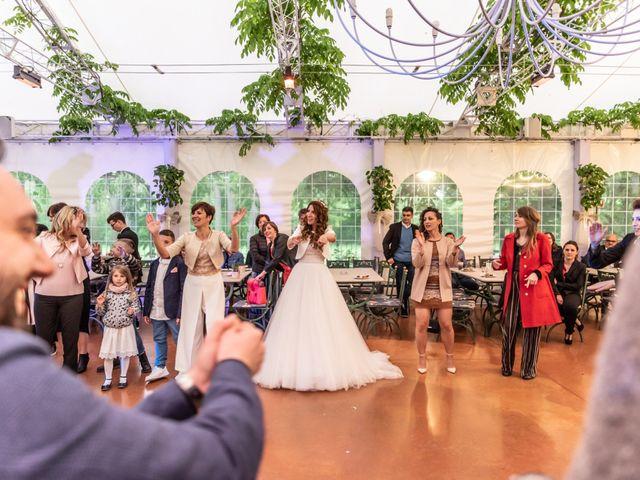 Il matrimonio di Simone e Barbara a Montichiari, Brescia 52